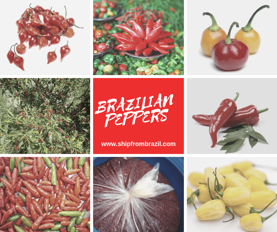 Brazilian Pepper Products