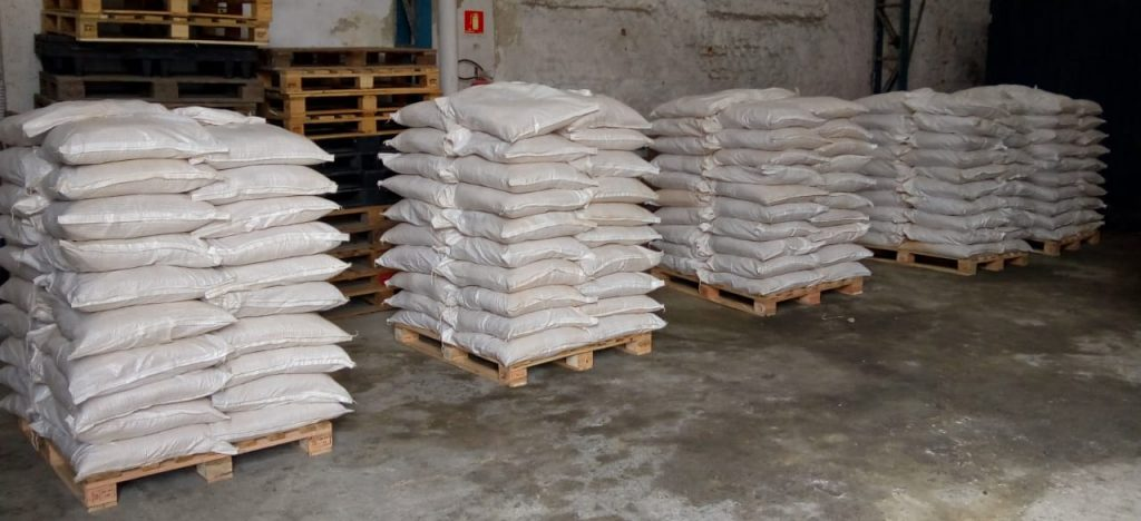 Guarana Powder ready for export