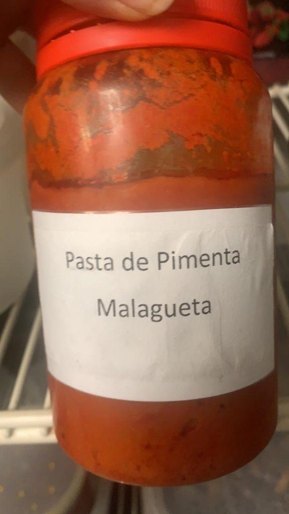Malagueta Pepper Sauce