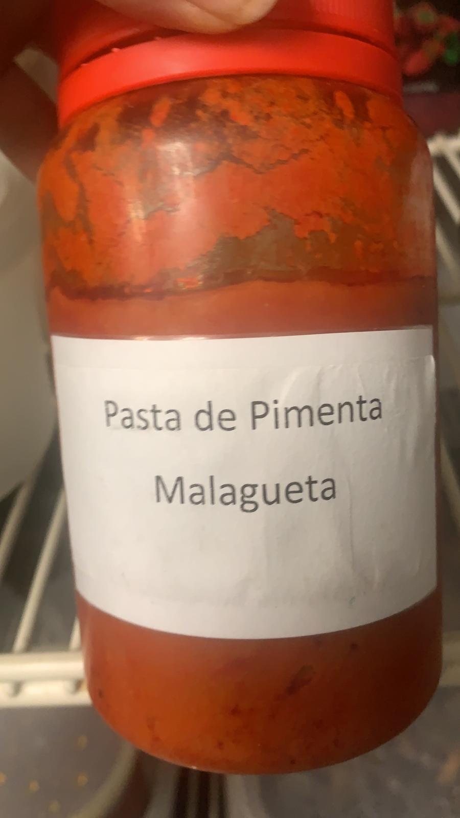 Malagueta Pepper in Sauce or Mash