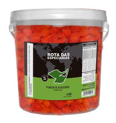 Biquinho Pepper 3,2kg Bucket